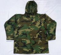 US army shop - US nepromokavá parka Woodland • Rainsuit